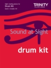 Sound At Sight Drum Kit (Grades 5-8) - Book