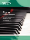 Piano Scales & Arpeggios from 2015 Int-5 - Book