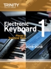 Electronic Keyboard 2015-2018. Grade 1 - Book
