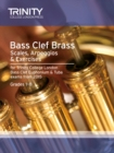 Bass Clef Brass Scales 1-8 from 2015 - Book