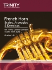 French Horn Scales Grades 1-8 from 2015 - Book