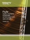 Flute Scales Grades 1-8 from 2015 - Book
