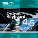 Trinity College London Electronic Keyboard Exam Pieces 2015-18, Grades 4 & 5 (CD only) - Book