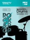 Session Skills for Drums Grades 3-5 - Book