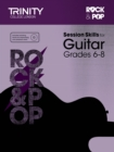 Session Skills for Guitar Grades 6-8 - Book