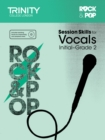 Session Skills for Vocals Initial-Grade 2 - Book