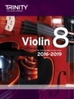 Violin Exam Pieces Grade 8 2016-2019 - Book