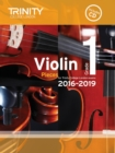 Violin Exam Pieces Grade 1 2016-2019 - Book