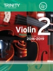 Violin Exam Pieces Grade 2 2016-2019 - Book