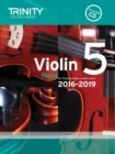 Violin Exam Pieces Grade 5 2016-2019 - Book
