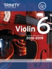 Violin Exam Pieces Grade 6 2016-2019 - Book