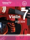 Violin Exam Pieces Grade 7 2016-2019 - Book
