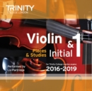 Violin CD Initial & Grade 1 2016-2019 - Book