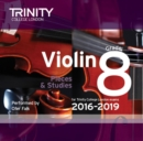Violin CD Grade 8 2016-2019 - Book