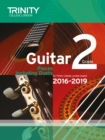 Trinity College London: Guitar Exam Pieces Grade 2 2016-2019 - Book