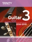 Trinity College London: Guitar Exam Pieces Grade 3 2016-2019 - Book