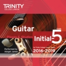 Trinity College London: Guitar Exam Pieces CD Initial-Grade 5 2016-2019 - Book