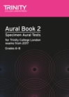 Aural Tests Book 2 (Grades 6-8) - Book