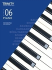 Trinity College London Piano Exam Pieces & Exercises 2018-2020. Grade 6 - Book