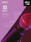 Trinity College London Rock & Pop 2018 Vocals Grade 3 CD Only - Book