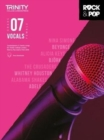 Trinity College London Rock & Pop 2018 Vocals Grade 7 - Book