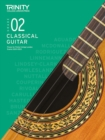 Trinity College London Classical Guitar Exam Pieces 2020-2023: Grade 2 - Book