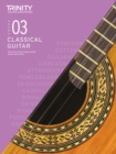 Trinity College London Classical Guitar Exam Pieces 2020-2023: Grade 3 - Book