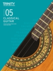 Trinity College London Classical Guitar Exam Pieces 2020-2023: Grade 5 - Book