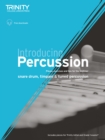 Introducing Percussion : Pieces, exercises and tips for the beginner on snare drum, timpani and tuned percussion - Book