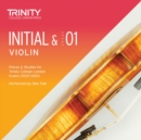 Trinity College London Violin Exam Pieces 2020-2023: Initial & Grade 1 CD - Book