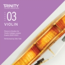 Violin 2020-2023. Grade 3 CD - Book