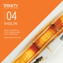 Trinity College London Violin Exam Pieces 2020-2023: Grade 4 CD - Book