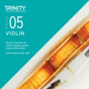 Trinity College London Violin Exam Pieces 2020-2023: Grade 5 CD - Book