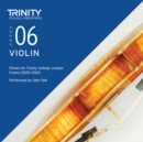Violin 2020-2023. Grade 6 CD - Book