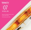Violin 2020-2023. Grade 7 CD - Book