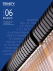 Trinity College London Piano Exam Pieces Plus Exercises 2021-2023: Grade 6 : 12 pieces plus exercises for Trinity College London exams 2021-2023 - Book