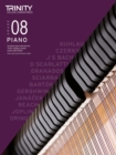 Trinity College London Piano Exam Pieces Plus Exercises 2021-2023: Grade 8 - Book