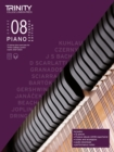 Trinity College London Piano Exam Pieces Plus Exercises 2021-2023: Grade 8 - Extended Edition - Book