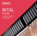 Trinity College London Piano Exam Pieces Plus Exercises 2021-2023: Initial - CD only : 21 pieces plus exercises for Trinity College London exams 2021-2023 - Book