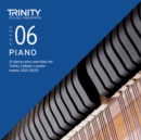 Piano Exam Pieces & Exercises : Grade 6 CD - Book