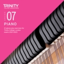 Piano Exam Pieces & Exercises : Grade 7 CD - Book