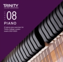 Trinity College London Piano Exam Pieces Plus Exercises 2021-2023: Grade 8 - CD only : 21 pieces plus exercises for Trinity College London exams 2021-2023 - Book