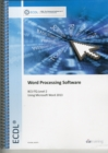 ECDL Word Processing Software Using Word 2013 (BCS ITQ Level 2) - Book