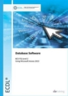 ECDL Database Software Using Access 2013 (BCS ITQ Level 2) - Book