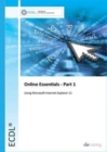 ECDL Online Essentials Part 1 Using Internet Explorer 11 - Book