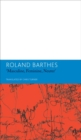 """Masculine, Feminine, Neuter""and Other Writings on Literature : Essays and Interviews, Volume 3 - Book"