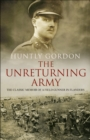 The Unreturning Army - Book