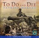 To Do and Die - eAudiobook