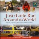Just a Little Run Around the World - eAudiobook