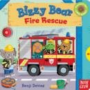 Bizzy Bear: Fire Rescue - Book